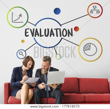 Evaluation Assessment Informatiom Illustration Graphics Concept