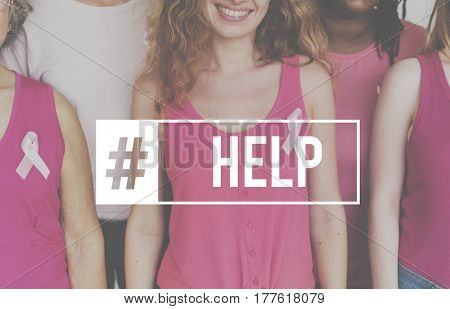 Help Assistance Charity Service Support Volunteer