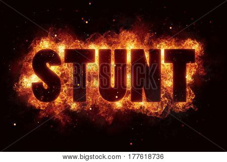 stunt stuntman text on fire flames explosion burning explode