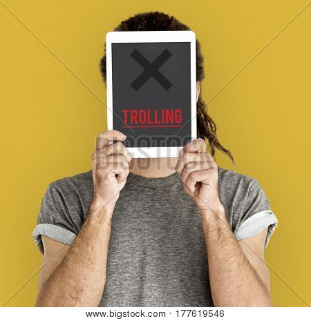 Cyber Bullying Harassment Trolling