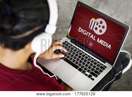 Movies Entertainment Events Digital Media