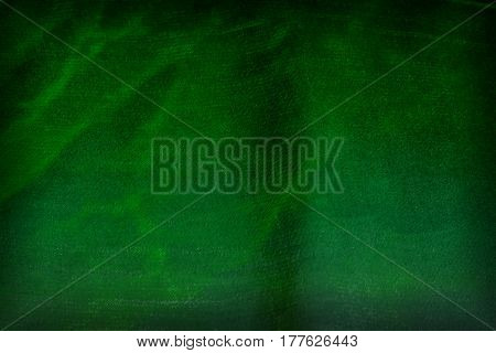Abstract background with texture, green halftones. Modern color concept, for banner design. For modern dark background, backdrop, substrate, composition use