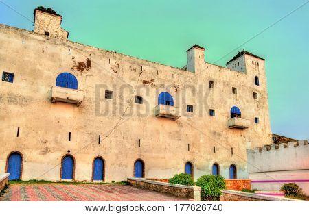 Portuguese fortress in Safi - Morocco, North Africa