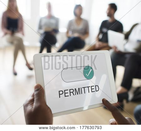 Permitted Allowance Approve Corporate Permission