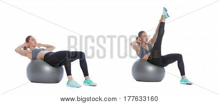 Swiss Ball Exercise