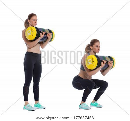 Core Bag Exercise