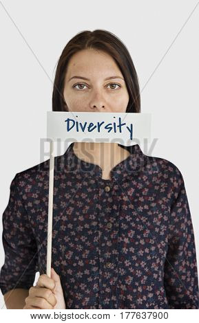 Diversity Variety People Ethnicity Word