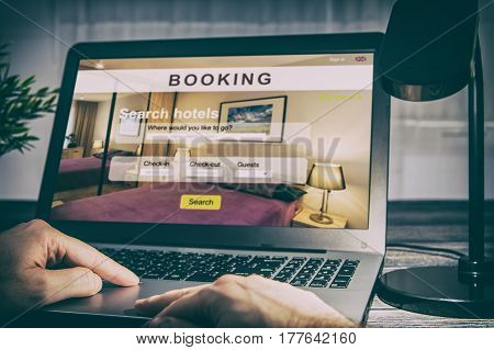 booking hotel travel traveler search business reservation holiday book