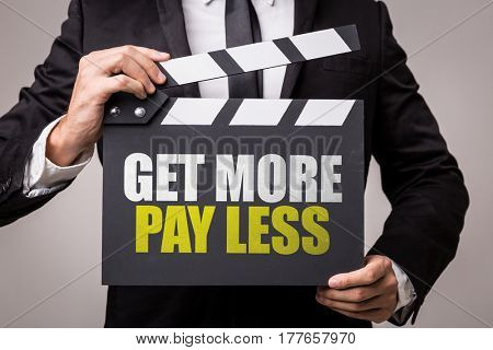 Get More Pay Less