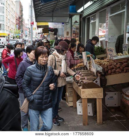 Chinatown Street Food Market