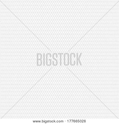 Geometric simple seamless background. Grid gray pattern.
