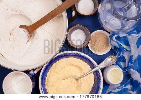 Ingredients For Pancakes