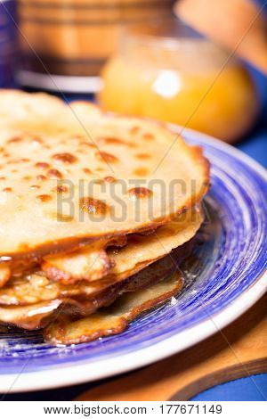 Fresh Hot Pancakes
