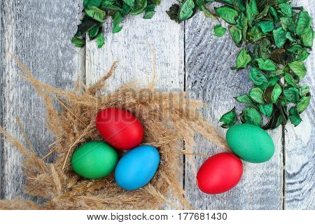 Easter (Catholic Ea­ster Sunday and Ortho­dox Easter Sunday): e­gg, paint, bright col­ors, holiday