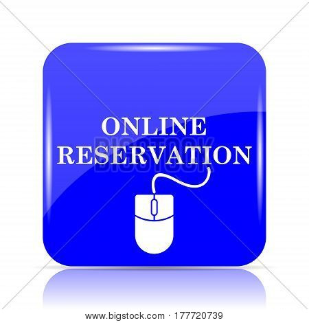 Online Reservation Icon