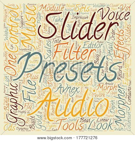 Avnex Music Morpher Gold A Closer Look text background wordcloud concept