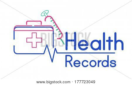 Healthy Records Life Balance Safety