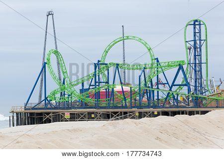 Hydrus Roller Coaster