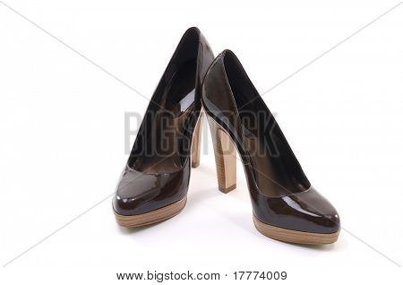 Black women shoe