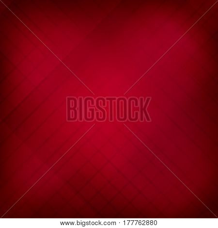 Abstract vector background. Red backdrop, design element