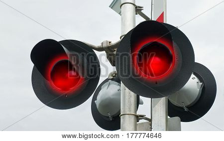 Rail Crossing Signals