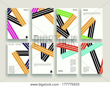 Trendy Brochure Template