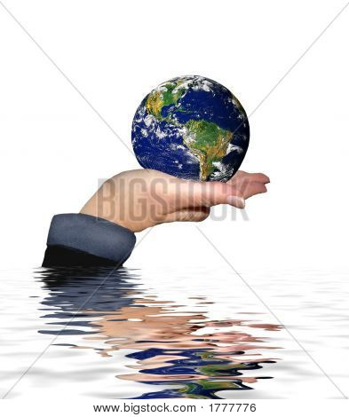 Save The World  #2