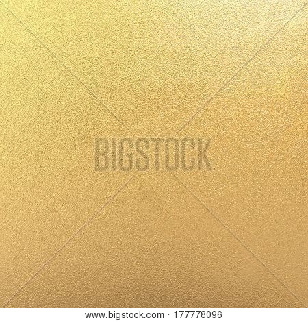 Gold paper texture , yellow metal background for design