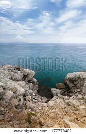 new light Golitsyn / bright summer photos Crimea