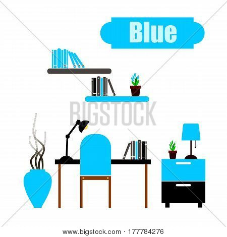 room, vector, interior, home, furniture, house, design