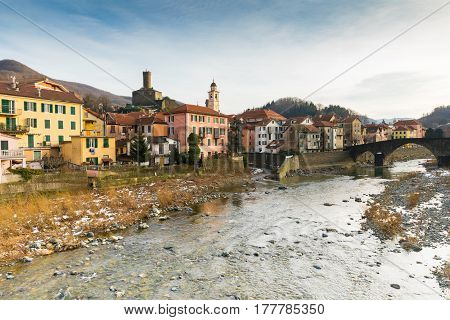 Campo Ligure country Ligurian hinterland particularly famous for its craft production filigree silver and gold.