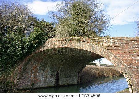 Kennet And Avon Canal Bridge