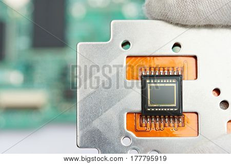 Small Digital Camera Sensor