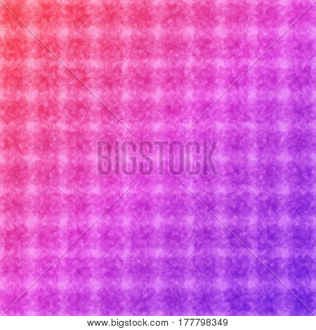 Pink Checkered Background for Universal Application. Bright Abstract Backdrop.