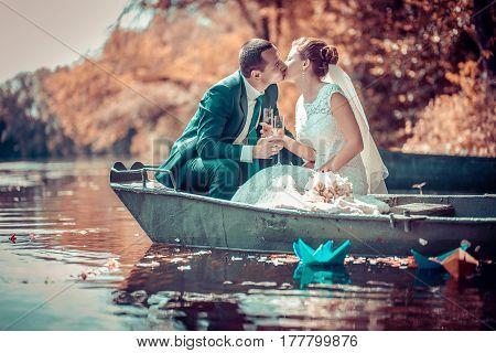 wedding rings love bride two celebration rain