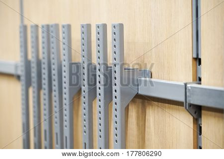 Mounting On Racks For The Item