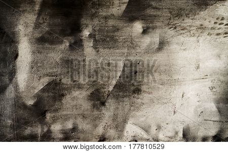 Metal, metal texture, iron metal, painted metal, abstract metal background, gray metal
