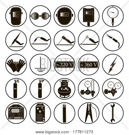 Set Welding Items