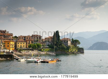 Summer vacation in Varenna - lombardy pearl of Como lake