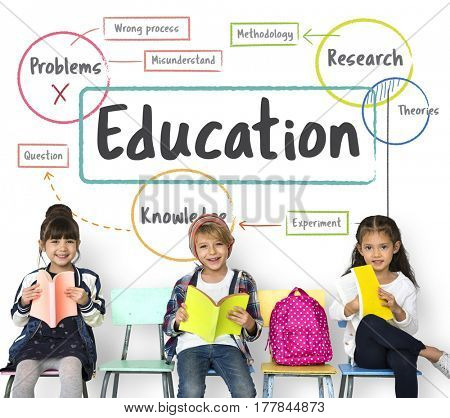 Education Knowledge Intelligence Study Concept