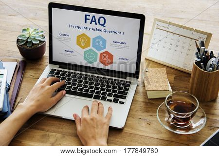 Frequently Asked Question Information Response