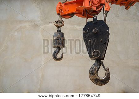 Boom Truck crane truck hydraulic control. construction