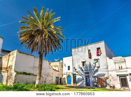 Houses in Azemmour town - Morocco, North Africa