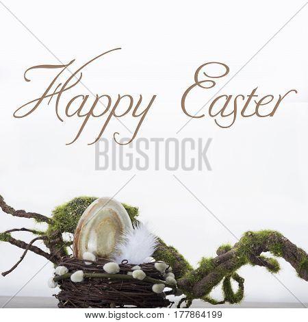 Onyx Egg In Nest