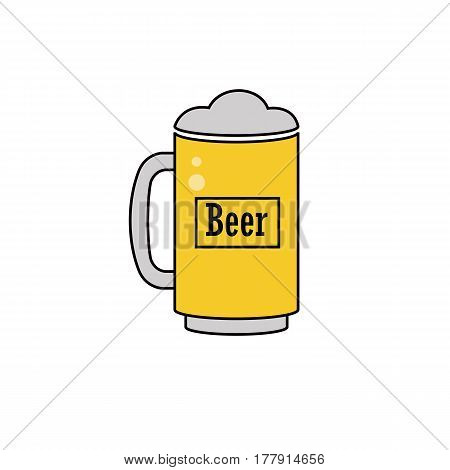 Beer mug logo Beer mug logo  Beer mug logo