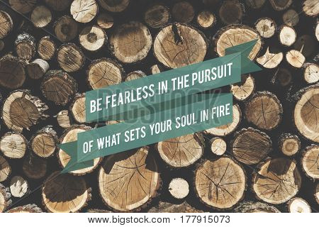 Pursuit Soul Fearless Joy Like Life Follow