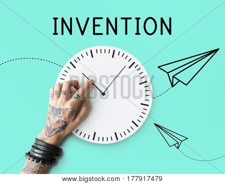 Innovation Technology Creative Invention Graphic