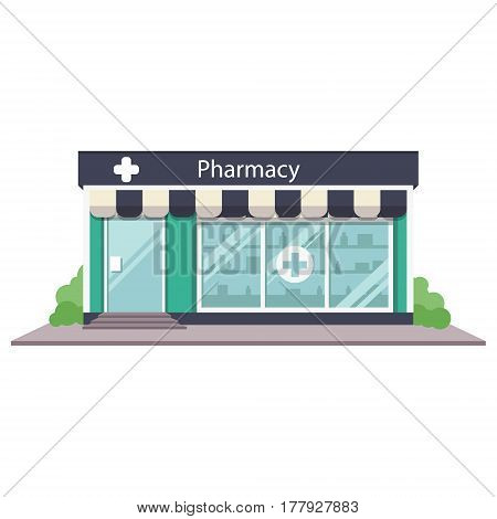 Pharmacy Drugstore Vector