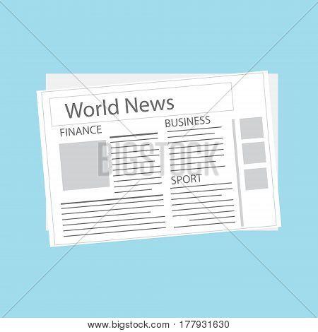 World News Newspaper