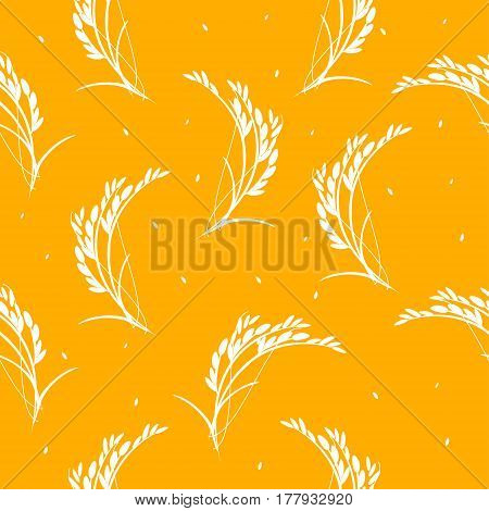 Seamless Pattern Organic